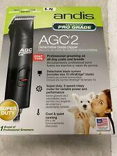 Andis Pro Grade AGC2 Detachable Blade Clipper (s. 14)(L)