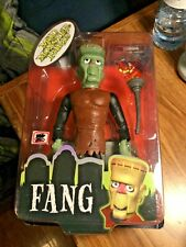 """Mad Monster Party- 10"""" Sealed Fang - some package wear See Pics Super Rare"""