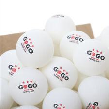 GOGO 3-Star Table Tennis Balls, 40mm Advanced Training Ping Pong Ball