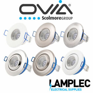 Ovia Elite Inceptor Nano5 All Colours - 2700k or 4000k, Dimmable, IP65