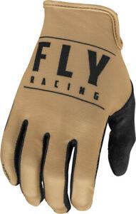 Fly Racing Media Gloves - MX Motocross Dirt Bike Off-Road ATV MTB Touchscreen