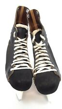 Doust Vintage Hockey Ice Skates Super 22 Please see pictures for size 8?