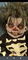 """Reborn Horror 18"""" vampire Doll Haunted Prop Ghost Ouja zombie Clown Walking Dead"""