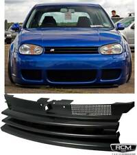 99 05 VW VOLKSWAGEN GOLF MK4 Front Grill Black Grille Badgeless