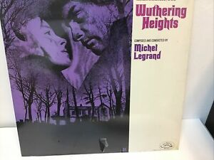 Michael Legrand - Wuthering Heights LP Soundtrack Sealed