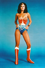 WONDER WOMAN LYNDA CARTER 24X36 POSTER RED BOOTS STUDIO