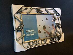 Sonoma Graduation Picture Frame 2016 Kohl's 4x6 Black Silver Diploma Hat - New
