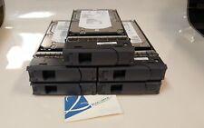 "NetApp X411A-R5 SP-411A-R5 3.5"" 450GB 15K SAS Hard Drive HDD In Caddy"
