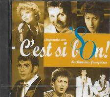 CD album: Compilation: C' Est Si Bon ! '80. Vol.3. Polygram. U