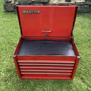 """Snap on Tool Box Top Chest 5 Drawer 26"""" With Lock/Key (KRA3059)"""
