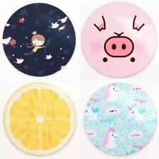 Mouse Pad Round Non Slip Soft Comfortable For Laptop Notebook Computer PC Gaming