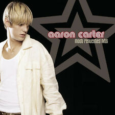 CD Album~ AARON CARTER ~Most Requested Hits ~15  tracks