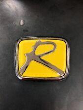 R Emblem Acura Honda Type-R