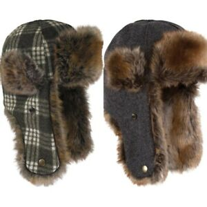 Stormy Kromer Men's The Northwoods Trapper Hat - Various Sizes and Colors