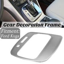 For Ford Escape Kuga 2013-2016 Chrome Gear Shift Panel Trim Frame Cover