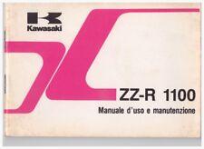 Anleitung Anleitung Kawasaki ZZ-R1100 Ausgabe 1990