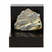 Pyrit Schiefer. 22.2 ct. Estrie, Quebec, Kanada