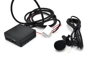 for BMW E85 E86 Z4 E83 X3 R53 Bluetooth module handfree phone stereo Aux adaptor
