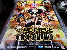 AFFICHE   MANGA / ODA / ONE PIECE GOLD / 120X160
