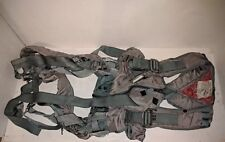 NAVAL AIR SYSTEMS MA-2 PARACHUTE RESTRAINT PERSONNEL HARNESS USA MILITARY LARGE