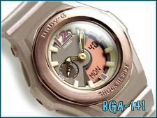 CASIO Baby-G BGA-141-5B2 Digital Analog Ladies Watch