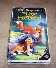 Disney Classics Black Diamond The Fox and the Hound VHS 1994