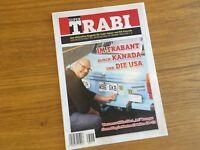 Super Trabi Magazin 86 / 2016 - Geschenk für Trabant Freunde Fahrer DDR Wartburg