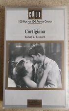 Vhs Cortigiana, collana 100 film per 100 anni di cinema