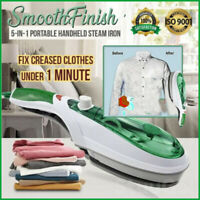 Handy Portable Steamer-Clothes Portable Home Handheld Fabric Steam Iron Laundry