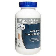 Member's Mark Men 50+ Multivitamin Vitamins and Minerals Supplement - 400 Ct