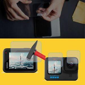 6x HSW   9H protector de pantalla para GoPro Hero 10
