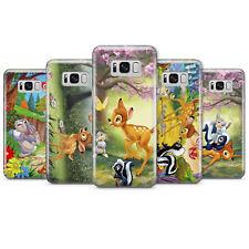 Bambi Thumper Disney Baby Deer casos de teléfono y cubiertas para 9 10 SAMSUNG S9 S10 NOTE