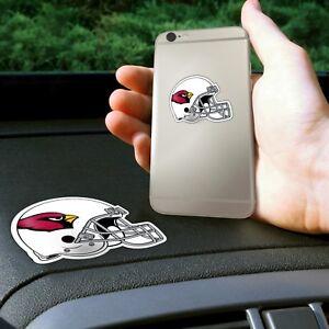 Fanmats NFL Arizona Cardinals Get a Grip Cell Phone Grip Thick Polymer Stickers