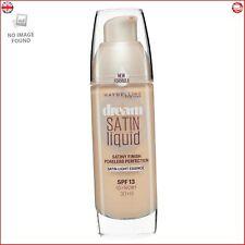 Maybelline Dream Satin Liquid Foundation + Hydrating Serum Please Choose Shade: