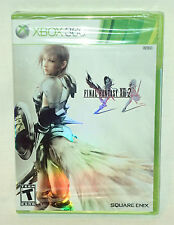 FINAL FANTASY XIII-2 XBOX 360 GAME BRAND NEW & FACTORY SEALED