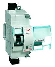 BTICINO  F80SG STOP E GO! F80SG+GC8813AC25 DIFFER MAGNETOTER 25A
