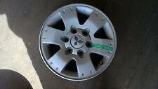 "Genuine 03-06 OEM Mitsubishi Montero 16x7"" 6 Spoke Alloy Wheel E04011604"