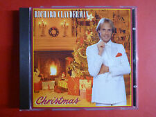 RICHARD CLAYDERMAN Christmas CD