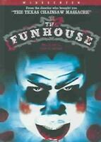 THE FUNHOUSE NEW DVD