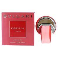 Omnia Coral Perfume by Bvlgari, 2.2 oz EDT Spray for Women NEW