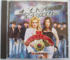 "LOS HOROSCOPOS DE DURANGO ""EXITOS EN VIVO"" CD - BRAND NEW"
