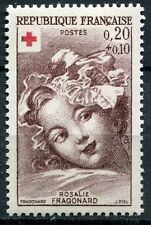 FRANCE TIMBRE NEUF N° 1366  **  CROIX ROUGE ROSALIE