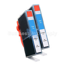2 CYAN 564 564XL New Ink Cartridge for HP PhotoSmart 4610 5510 5520 6510 6520
