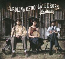 CAROLINA CHOCOLATE DROPS - Heritage - CD ** Brand New **