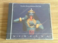 NIRVANA (GABRIELE SALVATORES, TRAFFIC) - COLONNA SONORA CD NUOVO (SEALED)
