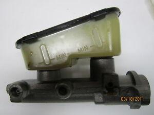 80-92 GM B-Body C-Body Rebuilt Brake Master Cylinder M1870