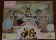 Happy Family 1st Birthday 3 Friend Dolls for Barbie Midge Nikki Birthday Party
