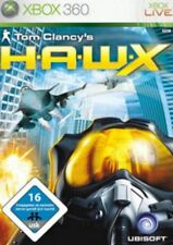 Xbox 360 Tom Clancys HAWX H.A.W.X 1 Gebraucht Sehr guter Zustand