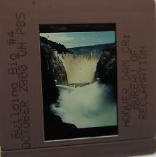 HOOVER DAM AKA Boulder Dam Black Canyon of the Colorado River ORIGINAL SLIDE 1