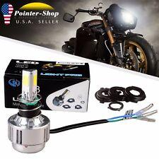 1XH4 HB2 9003 White Hi/Lo Beam LED Motorcycle Headlight Lamp 12V 24V  New 2600LM
